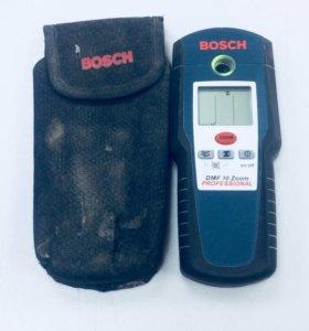 Детектор проводки Bosch dmf10