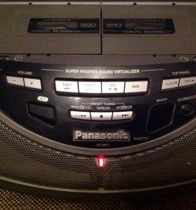 Аудио магнитола Panasonic RX-ED707