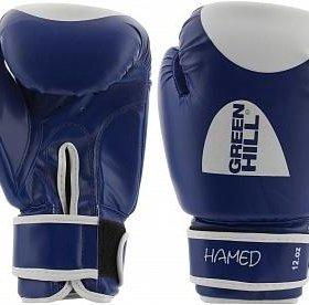 Боксерские перчатки ( синие)