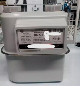 BK-G4 Газовый счётчик б/у