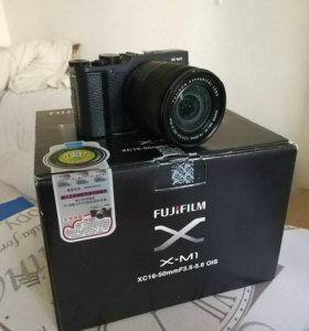 Fujifilm XM-1 kit 16-50mm