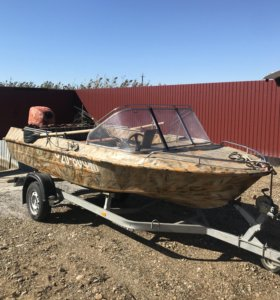 Лодка «Крым» с мотором Yamaha 40
