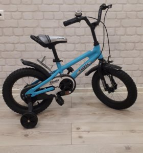 Детский велосипед Capella 14 blue