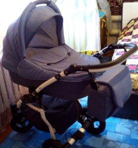 Продам коляску babyton 2в1
