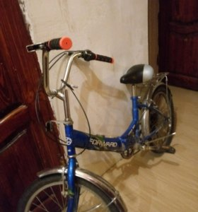 Продам срочно подростковый велосипед 3000 руб.торг