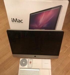 iMac 27 середина 2011