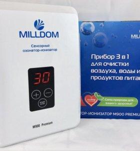 Озонатор-ионизатор Milldom M900 Premium