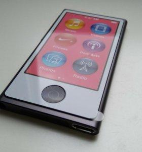 Новый MP3 плеер Apple iPod nano 7 черный 16GB