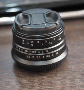 MEKE 25 mm 1.8