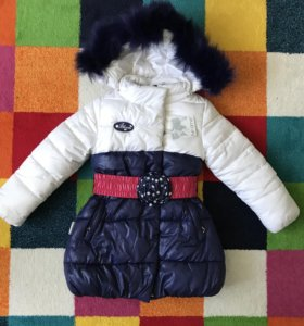 Пальто зимнее fun time