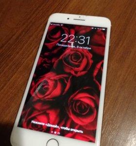 iPhone 8Plus 64gb Rose gold