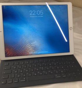 iPad Pro 12,9 WiFi+cellular 128gb+smart keyboard