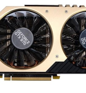 Видеокарта Palit GTX 970 JetStream 4Gb