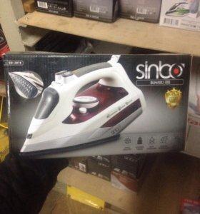 Новый утюг Sinbo ssi2878