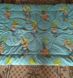 Продаю детское НОВОЕ одеяло