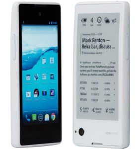 Yotaphone C9660 Белый