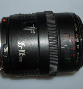Canon EF 35-105 mm f/ 3.5-4.5