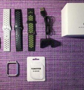Умные часы Amazfit Bip от Xiaomi