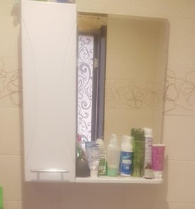 Зеркало-шкаф в ванную
