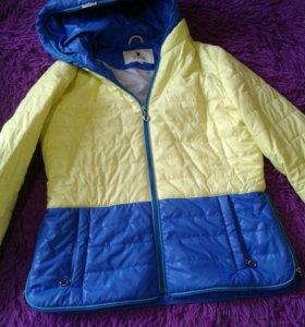 куртка осень,