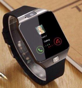 ⌚️Умные часы | смарт часы Smart Watch DZ10 Black