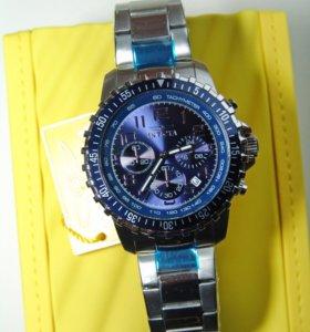 Новые часы Invicta 6621 японский кварц хронограф