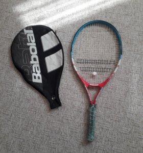 Тенисная ракетка Babolat comet 140 girl
