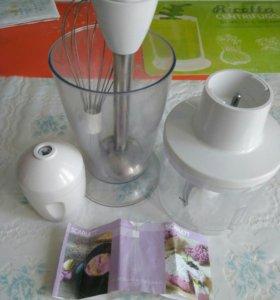 Блендер (чаша, измельчитель, венчик )