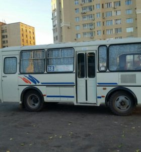 Водитель на маршрут 18