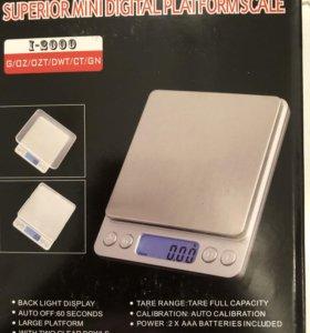 Весы ювелирные новые