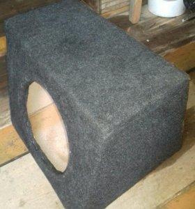 Короб саб 12 закрытый ящик