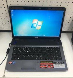 Ноутбук Acer 17.3 4гб Озу (ЯблочныйПирог)