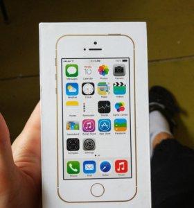 iPhone 5 s 16gb gold