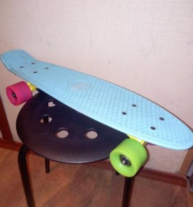 Penny board RE: action