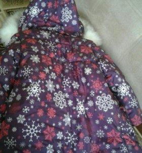 Зимняя куртка детский
