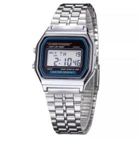 Часы электронные аналог Casio