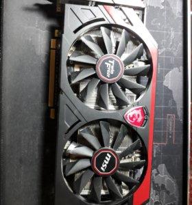 MSI NVIDIA GeForce GTX 660 2гб
