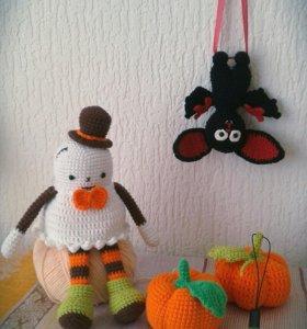 Сувениры к хэллоуину