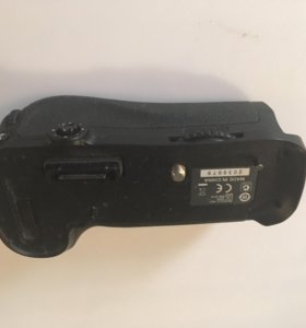 Батарейная ручка для nikon d800 d810, оригинал