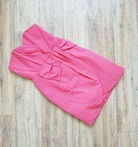 Платье бандо/ бюстье H&M 40 - 42