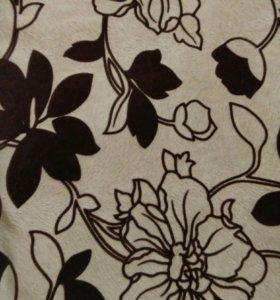 Мебельная ткань-флок