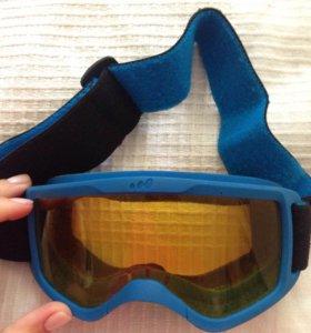 Снежные очки 6-8 лет