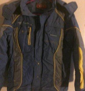 Куртка на мальчика весна/осень