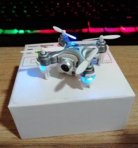 Квадрокоптер cx-10w