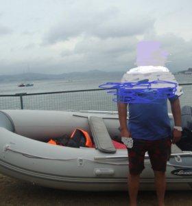 лодка гладиатор 380 НДНД
