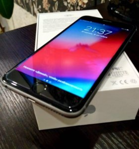 iPhone 6s Plus 32GB (RU/A) на гарантии