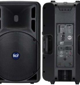 Продам активную акустику RCF ART315A