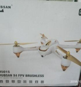Квадрокоптер Hubsan H501S