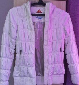 Фирменная зимняя куртка«Columbia» .