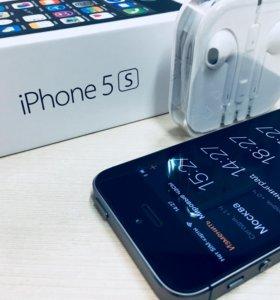 iPhone 5s 32 гб новый модель А 1453 гарантия